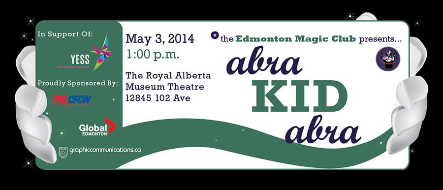 Abra-Kid-Abra Tickets - 1pm