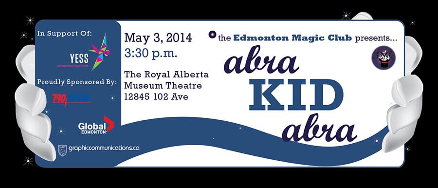 Abra-Kid-Abra Tickets - 3:30pm