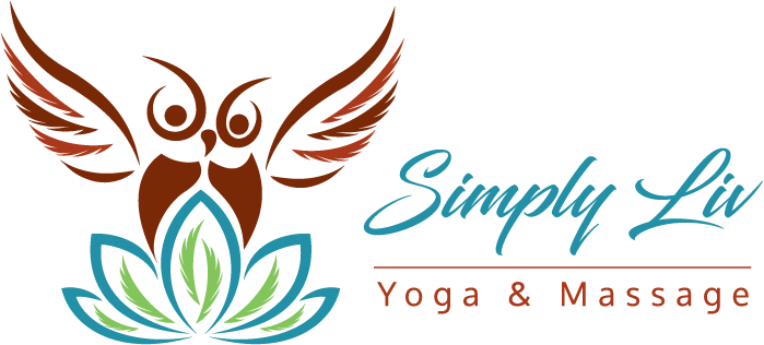 Simply Liv Yoga & Massage Logo