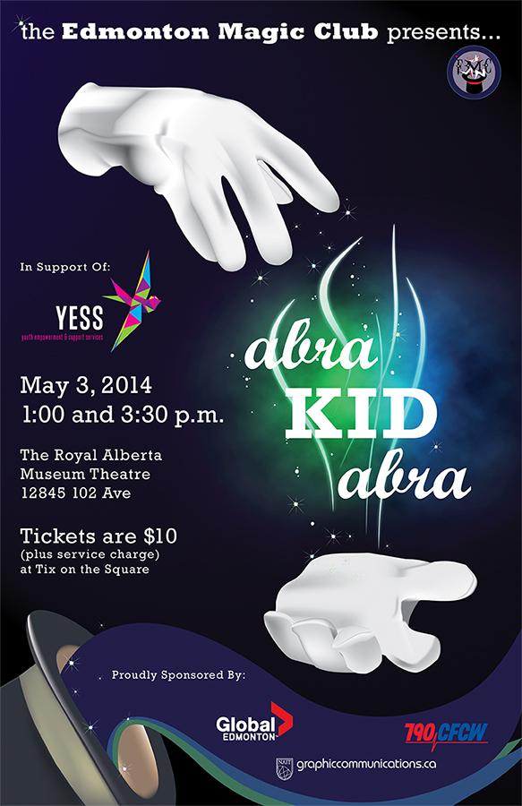Abra-Kid-Abra Poster