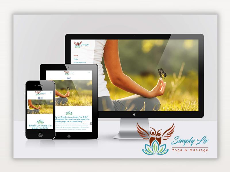 Simply Liv Yoga & Massage